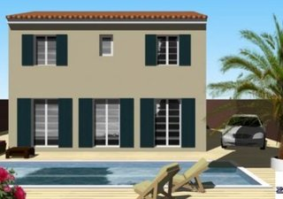 Maisons / Villas 84m� � Saint-Christol-l�s-Al�s (30)