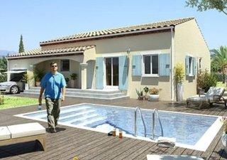 en bordure de village avec vue dégagée, ce terrain viabilisé hors lotissement plat de 520 m² accueillera votre villa plain pied, 3 chambres, grand sej [...]