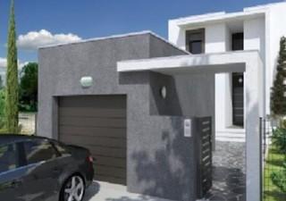 A Lavérune, centre de village, sur un terrain de 383 m²,  belle villa très contemporaine, beau séjou [...]