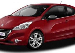 Peugeot 208 1.6 e-hdi 92 cv active - 22/02/2013 - 12051 kms - couleur : rouge metalise - garantie constructeur - clim / bluetooth / regulateur / ecran [...]