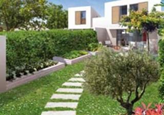 BAILLARGUES, maison T4 - prestations de qualité, avec 2 parkings, avec terrasse, 3 chambres, centre  [...]