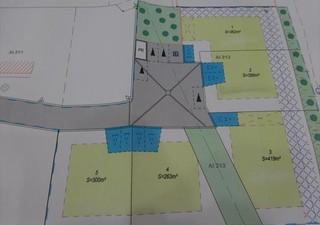 PORTIRAGNES Superbe terrain constructible de 419m² en position dominante dans future résidence sécur [...]