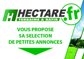 """Le Lotissement \""""Le Belvédère\"""" composé de 15 lots d\"""