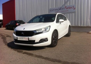 DS DS 4 BlueHDi 180ch So Chic S&S EAT6 - année 2015 Diesel KWE BLANC NA 10065km ABS, Accoudoir centr [...]