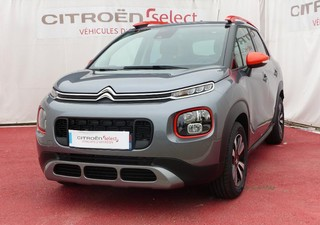 CITROEN C3 Aircross BlueHDi 100ch Feel - année 2017 Diesel Misty Grey 2000km JA 16  MATRIX Diamantée [...]