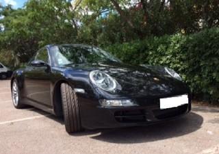 PORSCHE 911 TARGA 4S TipTronic S, Essence, Noir , ABS, Airbags latéraux avant, Airbags rideaux, Anti [...]