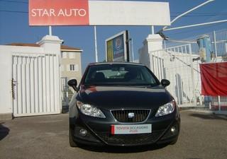 SEAT Ibiza SC 1.6 TDI105 FAP Style 3p - année 2010 Diesel GRIS 81302km Clim automatique, Peinture mé [...]