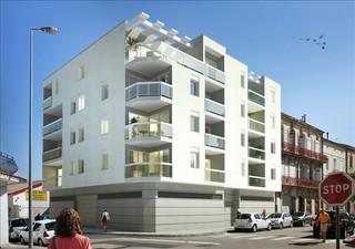 Narbonne, dans résidence en cours de commercialisation comprenant 14 logements neufs - Type 3 de 57. [...]